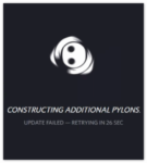 Ошибка «Update failed» — что делать