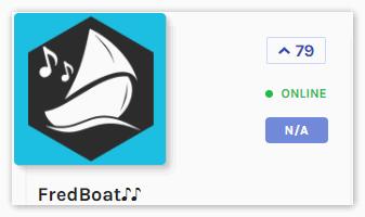 FredBoat Бот для Discord