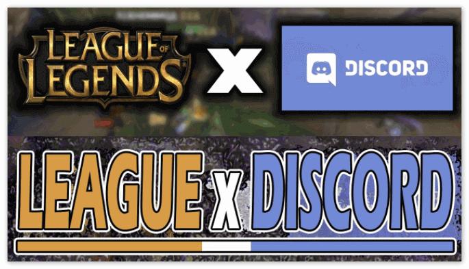 League of Legends в Дискорд