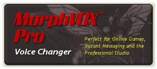 MorphVox Pro логотип