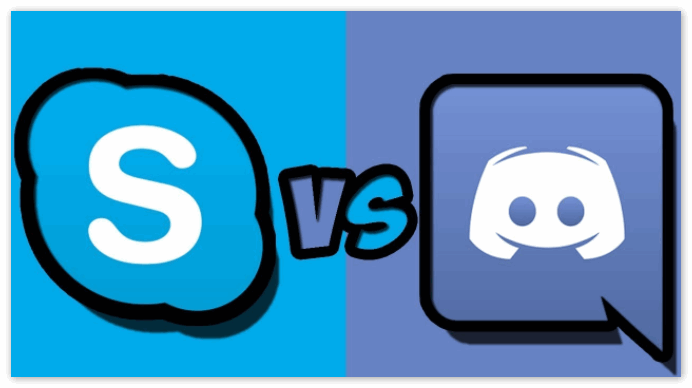 Skype vs Discort